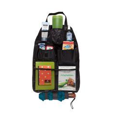 car seat organizing | Brica Car Seat Protector with Toy Organizer ...