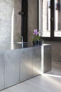 industrial kitchen | ILB interior.