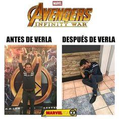 Memes Marvel, Dc Memes, Avengers Memes, Marvel Funny, Marvel Avengers, Infinity War Memes, Mundo Marvel, Disney Jokes, Marvel Cinematic Universe