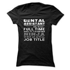 ONLY FOR DENTAL ASSISTANT