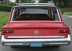 1962 Buick Invicta Estate Wagon