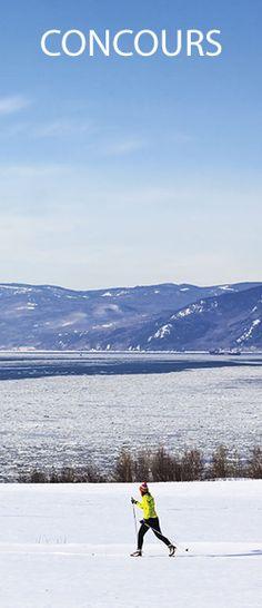Un séjour dans la région de Charlevoix à gagner. Fin le 15 mars.  http://rienquedugratuit.ca/concours/un-sejour-dans-la-region-de-charlevoix-a-gagner/