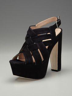 Glenna Platform Sandal by Pour La Victoire on Gilt.com