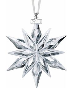 WWCAG.com worldwide collectables and gifts swarovski crystal figurine 2011 Christmas ornament