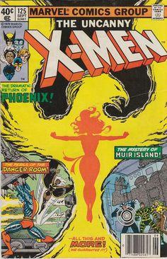 Wanted Post: The Uncanny X-Men #125 | FyndIt