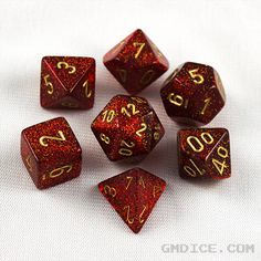 Pair of Solid Brass Dice 6 Sided Heavy Duty Casino Role Playing Decorative Die S