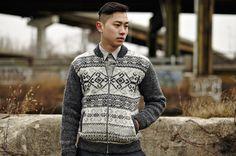 #Icelandic #Wool #Bomber #Jacket #Outerwear #AW15 #Outclass #Mens #Fashion #Toronto #Style #MadeInCanada #Menswear