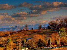 """Taken between Fall Branch and Jonesborough"" TN (HDR)"