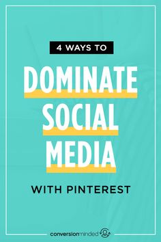 Did you know Pinterest can help you quickly build a following on other social channels? Not only is it a great way to get website traffic, you can also use it to drive traffic to Instagram, Facebook, and YouTube. Click through to discover how easy it is to dominate social media by pinning posts and videos you already created to get more views, subscribers and followers. #socialmediatips #Pinterestmarketing #Instagramfollowers #ConversionMinded Social Media Icons, Social Media Tips, Social Media Marketing, Content Marketing, Marketing Strategies, Digital Marketing, Twitter Tips, Thing 1, Pinterest For Business