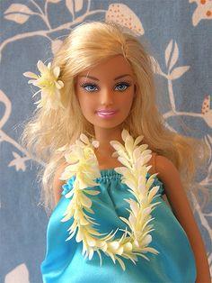Hula Barbie