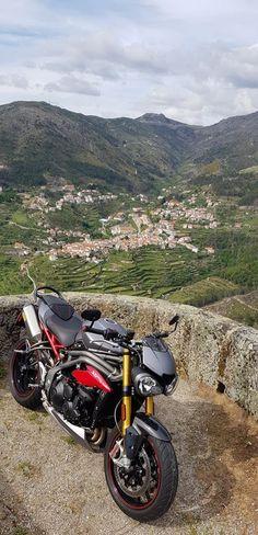 Triumph Speed Triple, Chopper, Devil, Motorcycles, Bike, Vehicles, Motorbikes, Bicycle, Choppers