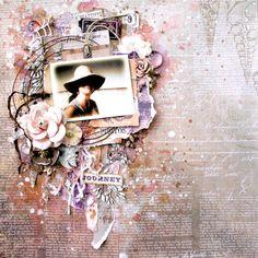 'Beautiful Journey' (Paper Attic)