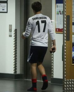 I can't take more soccer jersey/shorts/socks....i really can't. -H