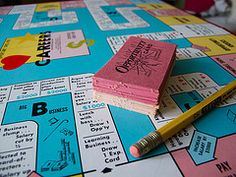 How to Encourage Learning at Home With Fun Activities ...: Careers board game