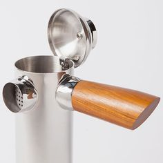 Kochfeld-Espressokocher - Holz - alt_image_two
