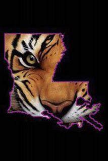 LSU Tiger Pride...buumm bum bummm bum!