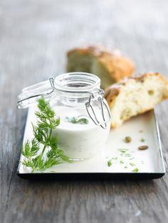 Dille-yoghurtdressing http://njam.tv/recepten/dille-yoghurtdressing