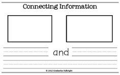2 Fulbright Hugs: K Common Core Writing/ELA Sheets and Happy New Year