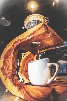 pour over coffee stand - Google zoeken