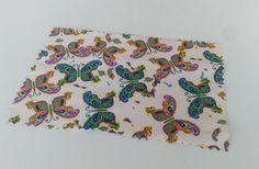 Toallita de microfibra para gafas: mariposas