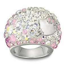 Hello Kitty Chic Ring...LOVE this ♥♡♥