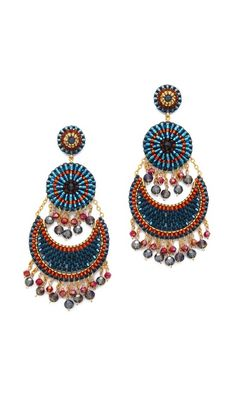 drop those earrings to the floor this winter