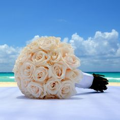 """Bridal Bouquet  Roses are red  Violets are blue  Oh how I wish to say, """"I Do""""  #Pin2Win"""