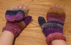 iMittens crochet