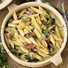 Jamie Oliver: pasta carbonara met courgette - recept - okoko recepten