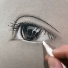 10 Amazing eye drawing tutorials & ideas Correspondingly likewise with any piece of unmistakable drawing, eyes can exhibit problemati. Eye Drawing Tutorials, Drawing Techniques, Art Tutorials, Drawing Eyes, Painting & Drawing, Crying Eye Drawing, 3d Art Drawing, Drawing Hands, Drawing Stuff
