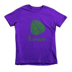 Namaste Kids Short Sleeve T-Shirt