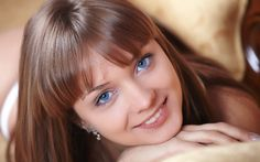 Best Hair Color For Blue Eyes And Fair Skin005 Hair Colors For Blue Eyes, Hair Color For Fair Skin, Cool Hair Color, Light Blue Eyes, Light Skin, Portrait Photos, Le Jolie, Natural Eyes, Natural Hair