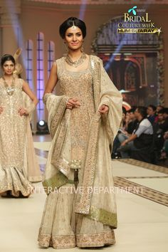 Aisha Imran Collection in TBCW2014 Lahore