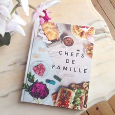 Livre Chefs de famille   À la mode Montréal