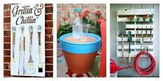12 DIY Backyard Storage Ideas You Need to Try  - CountryLiving.com