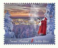 Mail Art, Seals, Postage Stamps, Finland, Retro, Christmas, Photos, Painting, Xmas