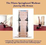 Ellie Herman's Pilates Springboard - #pilates #pilatesclothes #pilatesequipment #pilatesdvd -   Narrated and performed by Ellie Herman, This 45- minute DVD takes you through a full body workout, including exercises using the roll down bar, leg spring