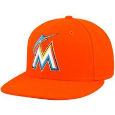 MLB New Era Miami Marlins Orange Authentic On-Field Away 59FIFTY Fitted Hat (7 1/2) by New Era. $25.00. New Era Miami Marlins On-Field Performance 59FIFTY Fitted Hat - OrangeQuality embroidery100% PolyesterStructured fitSix panels with eyeletsOfficially licensed MLB productCool Base technology for ultimate comfortImportedFitted100% PolyesterStructured fitFittedCool Base technology for ultimate comfortOfficially licensed MLB productQuality embroiderySix panels with eyeletsImported