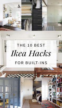 10 Built In Ikea Hac