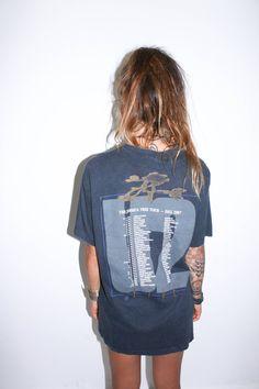 1987 U2 The Joshua Tree T Shirt