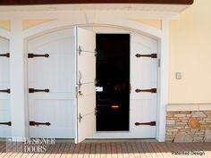 A door within a door. .designerdoors. & Wicket gate in the Palais des Papes ( Avignon ). | Wicket Door ...