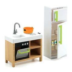 Dies Ist Die Schöne Und Moderne U0026nbsp; Mini Küche U0026nbsp;von Djeco ,