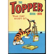 New Listing Started TOPPER COMIC BOOK ANNUAL UK COMIC BOOK 1970 TILLEYS OF SHEFFIELD £20.00