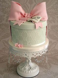 Big Bow Cake :)