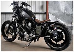 '91 Yamaha XV 1100 - | http://motorbike-gallery-376.blogspot.com