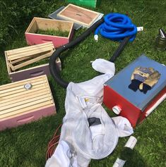 Beekeeping Equipment list: Everything that you will need! Shade Perennials, Shade Plants, Chicken Tractors, Farm Chicken, Hive Stand, Harvesting Honey, Honey Extractor, Beekeeping For Beginners, Shade Grass