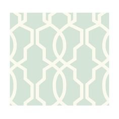 York Wallcoverings GE3671 Ashford Geometrics Hourglass Trellis ($68) ❤ liked on Polyvore featuring home, home decor, wallpaper, light aqua and white, removable wallpaper, york wallcoverings, white wallpaper, white pattern wallpaper and double roll wallpaper