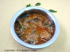 Mutton Curry Home Style