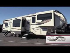NEW 2018 Grand Design Solitude 379FLS Fifth Wheel – Welcome, To The General RV Blog!