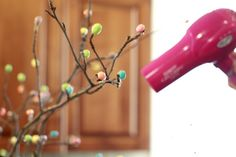 Crafty Sisters Blogspot  Reader's Digest - Jellybean tree